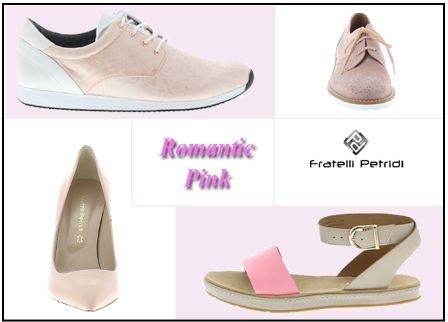 #fratellipetridi #romantic #pink #collection #summer #shoes #elegant #sporty #comfortable #styles #fashion