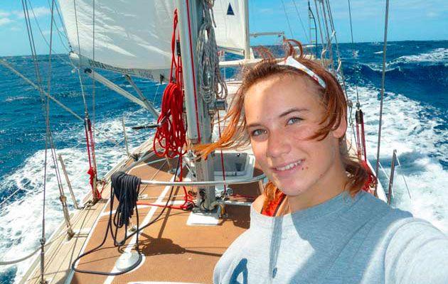 Crossing the Indian Ocean single-handed – Dutch solo sailor Laura Dekker in her own words - Yachting World