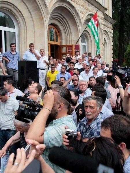 Ежедневный Журнал: Абхазия без Майдана