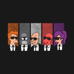 Futurama T-Shirts | TeePublic