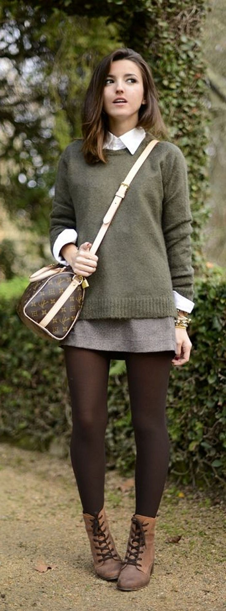 151 Sweaters Outfit Idea You Should Try This Year 3