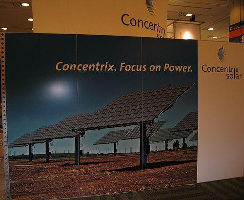 Solar energy plants. http://how-to-build-solar-panels.us/solar-farms.html Concentrix_solar