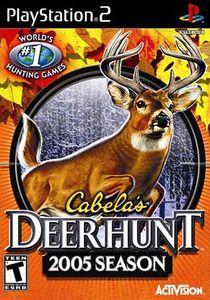 Cabela's Deer Hunter 2005 Season - PS2 Game