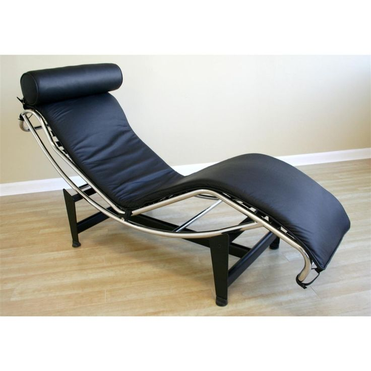 Wholesale Interiors Le Corbusier Chaise Lounge Chair 168134 Chaise Lounge Chairs Chaise Lounge Chairs For Present Household