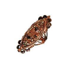 Butterfly Copper Ring  SKU Code: CJR000405015  Price: INR 70.00  Please stay with us: http://copperjewelery.com/rings/50-butterfly-copper-ring.html  Contact Details: 9831232199