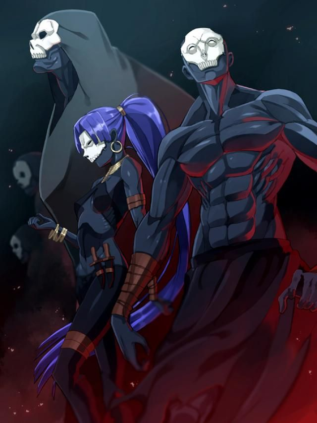 Assassin. Fate Zero
