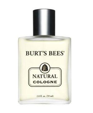Natural Cologne Burt`s Bees for men