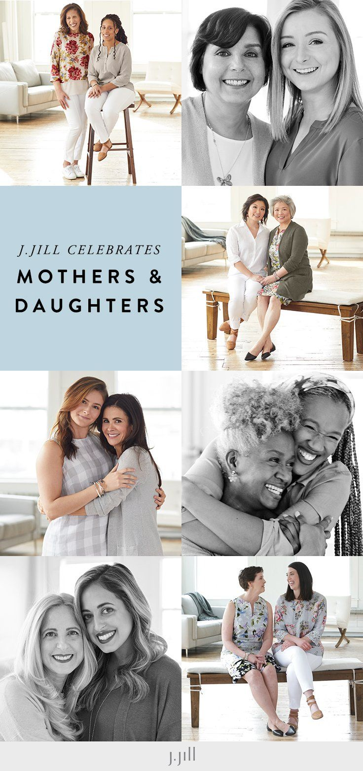 This Year Were Celebrating The Women Who Inspire Us Our Mothers