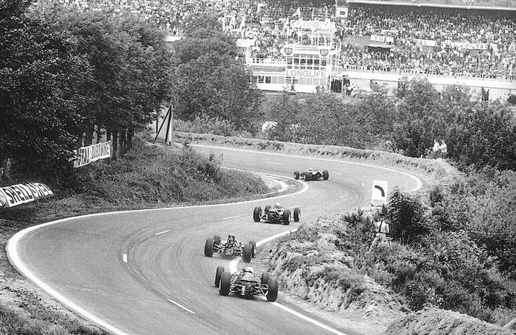 1965 li grand prix de l 39 acf clermont ferrand an incredible circuit fantastic place photo. Black Bedroom Furniture Sets. Home Design Ideas