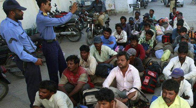 Karachi: At least 73 Indian fishermen have reportedly been detained by the Pakistan Maritime Security Agency (PMSA) for allegedly fishing in territorial waters of the country. The Dawn quoted sources, as saying that the Indian fishermen had been handed over to the police and a case has been...