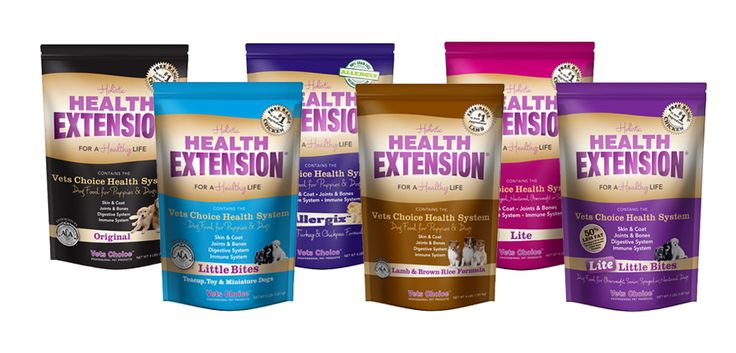 Holistic Health Extension All Natural Dog Food Made in the USA!