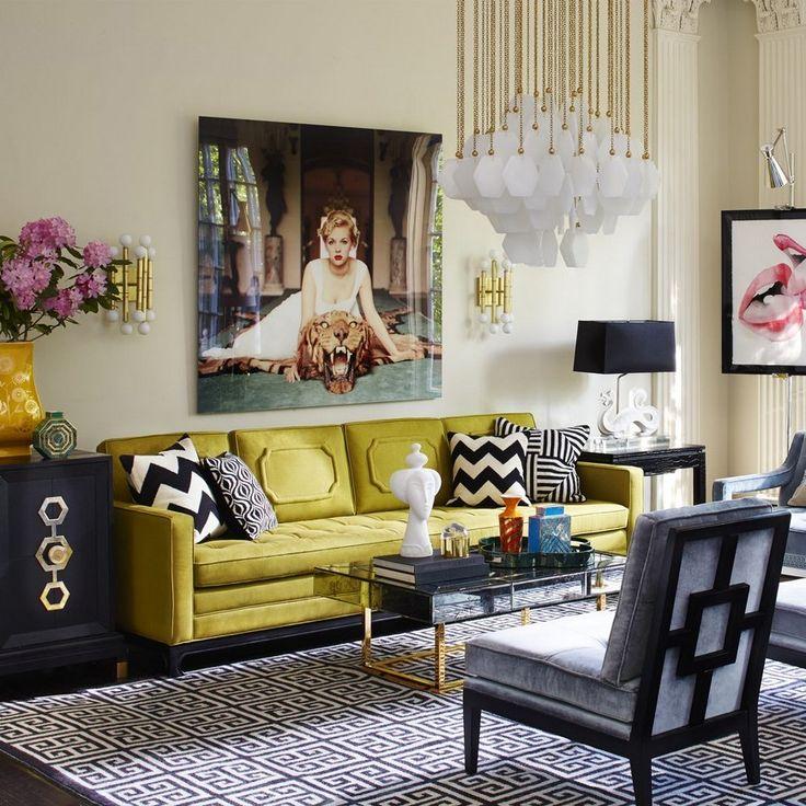 Epic  Minimalistische DIY Deko Ideen f r moderne Wohnzimmer