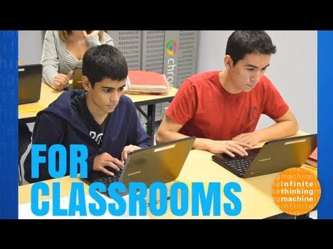 Chromebooks in the Classroom - YouTube