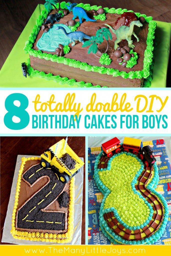 Have A Birthday Boy In Your House And Need Some Inspiration These