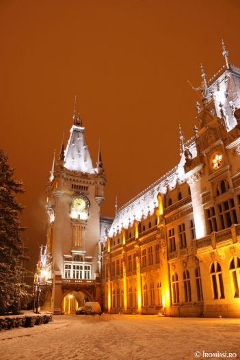 Palace of Culture, Iasi, Romania www.haisitu.ro #Romania #travel #Vacation