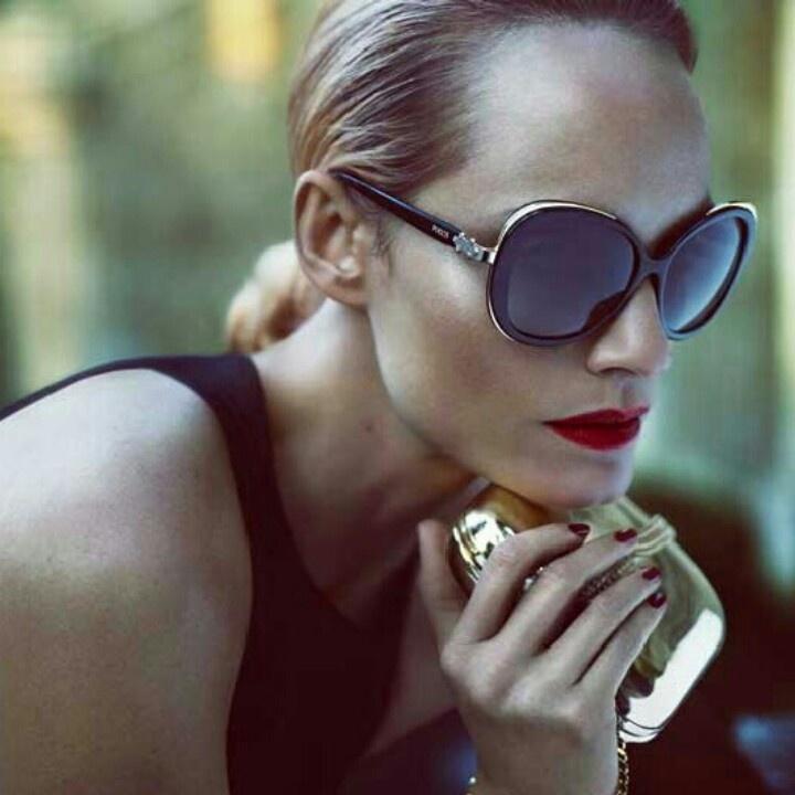 Pucci Eyewear Verão 2013 #Pucci #EmilioPucci #campaign