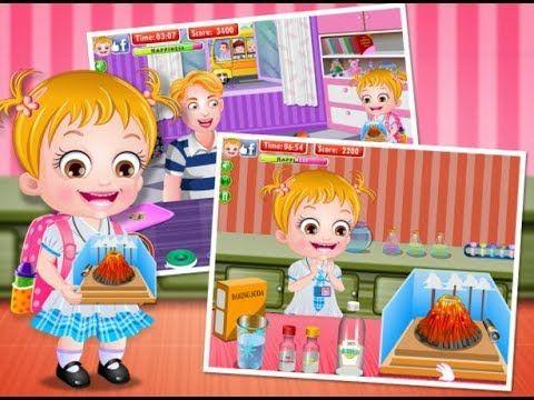 ❤️❤️ Baby Hazel Science Fair |❤️ Preschool Preschool games ❤️| Kids Game...