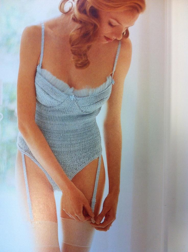 Knitting Lingerie Style 103