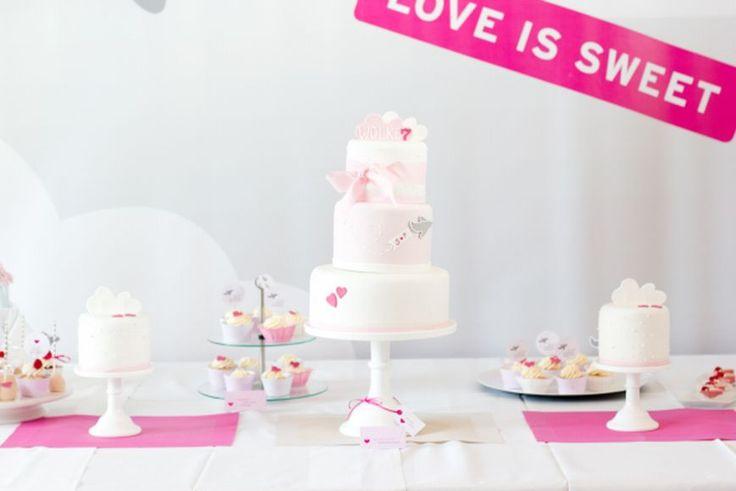 Weddingacake  Reise ins Glück mehr unter www.sweet-candy-table.de Design Einladungskarte www.hueper.de