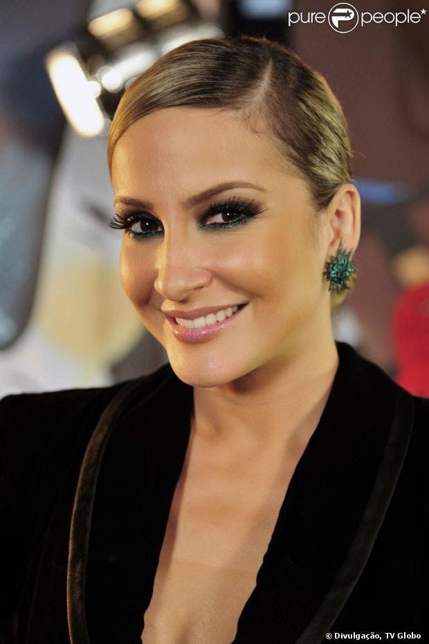Make INSPIRADO na Cláudia Leitte The Voice Brasil 2013 - Lu Ferraes - Melhores Makes