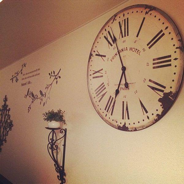 時計がアクセントになる!インテリアをお洒落にする時計のある暮らし ... お気に入りのデザインで1日を刻もう!