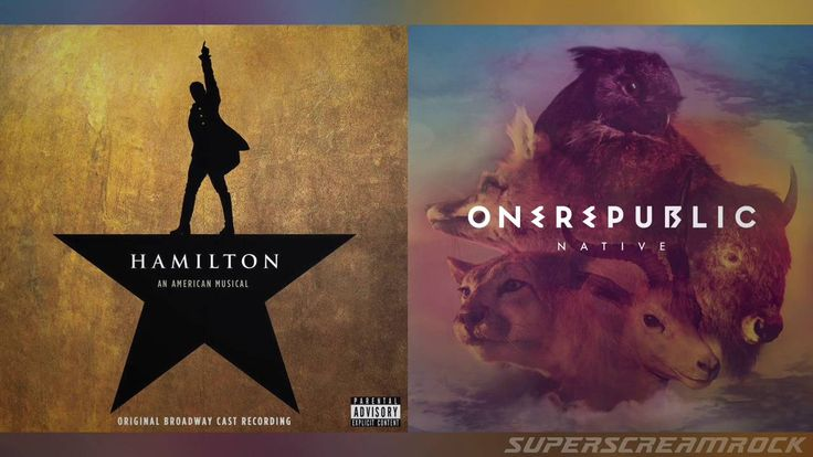 """Satisfied Stars"" - Hamilton Mashup ft. One Republic Why am I crying"