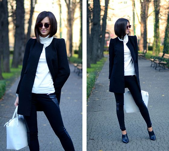 Daisyline . - Zign Shoes, Mohito Pants - B&W Friday