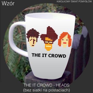 IT Crowd, cup, kubek, internet, serial