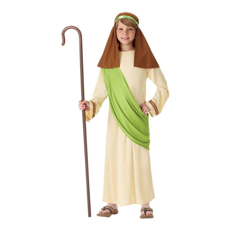 Christmas-Nativity Costume-School Play-Unisex THE INNKEEPER All Ages