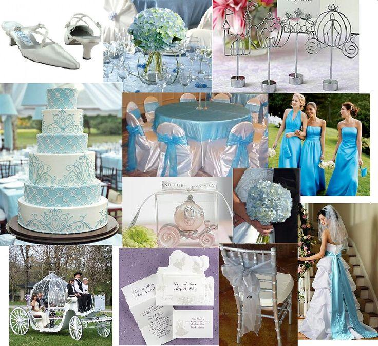 cinderellthemed wedding scroll invitations%0A What girl didn u    t dream of having a Cinderella wedding theme   Love this