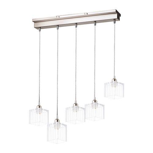 VILLBO Hängeleuchte mit 5 Lampen - IKEA