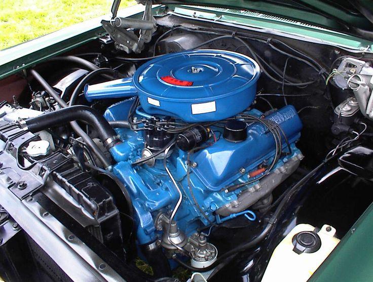 1967 Ford LTD Engine 428 CI