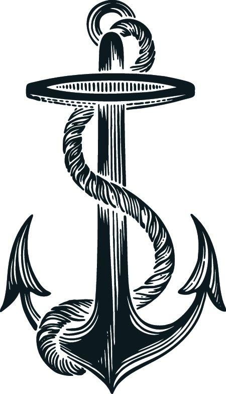Anchor tattoo?