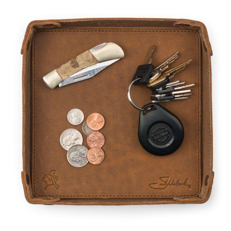 Shop Leather Valet Tray | Saddleback Leather Co.
