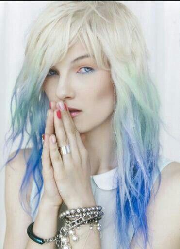 punte blu