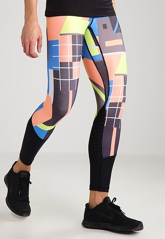PERNELL - Tights - electric blue lemonade