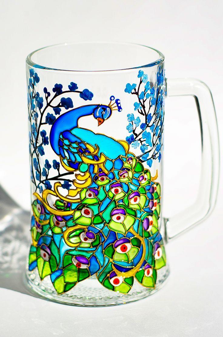 Beer Glasses Personalized, Beer Mug, Gift for Him, Beer Stein