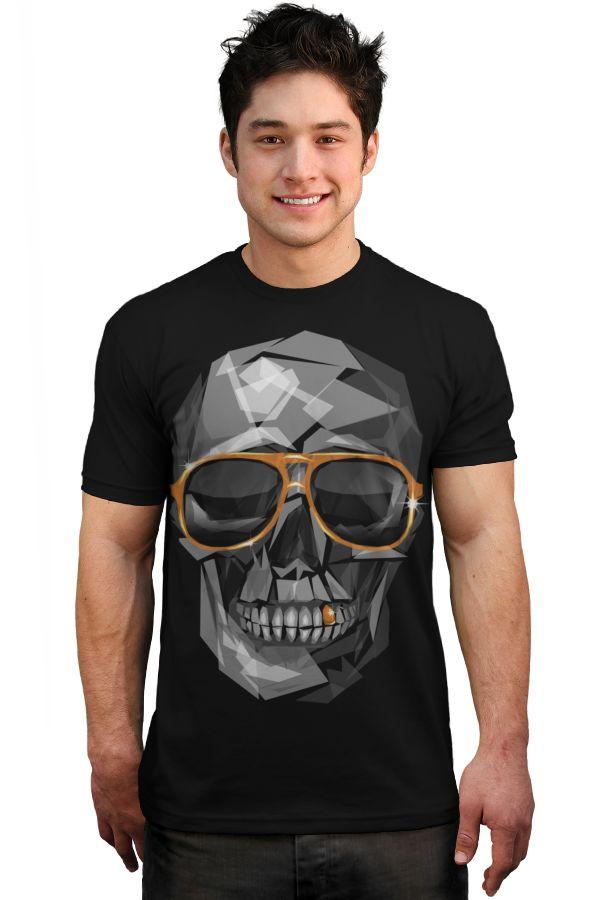 Pimpin Skull T-Shirt