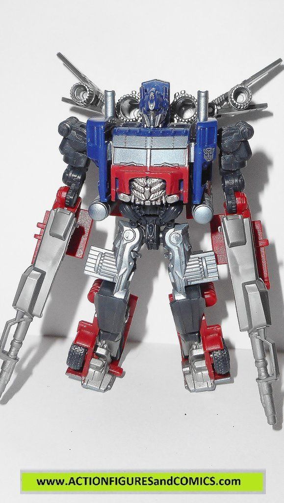 Takara / Hasbro toys action figures for sale to buy TRANSFORMERS movie series - Dark of the Moon 2011 OPTIMUS PRIME cyberverse commander - Legends legion class