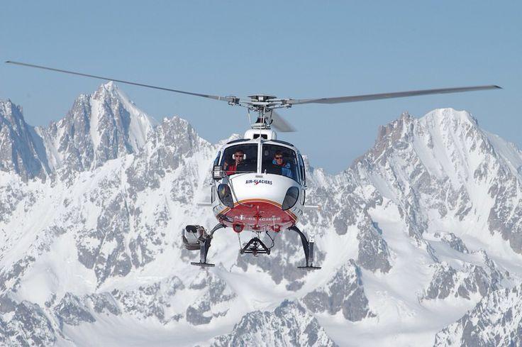 Héliski en Suisse avec FERT Pure Snow