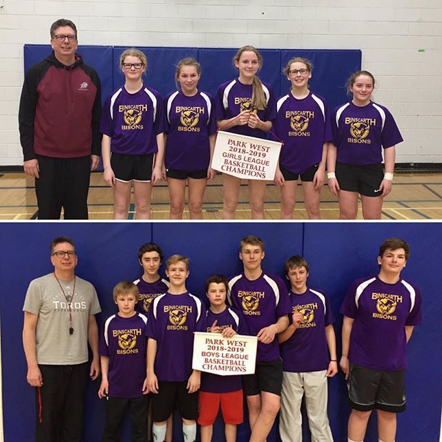 Congratulations To The Boys And Girls Basketball Teams From Binscarth School In Western Manitoba For Winning Their Respe Basketball Girls Basketball Teams Boys