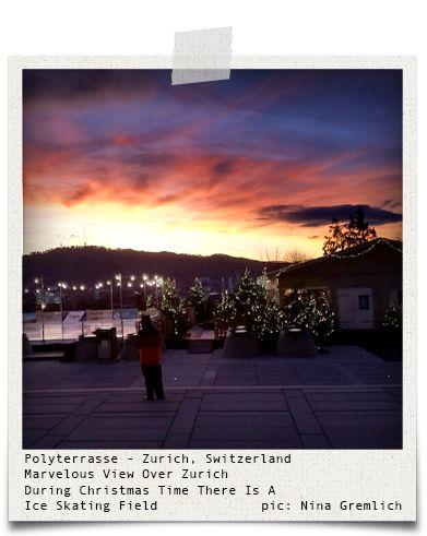 Polyterrasse - Zurich, Switzerland (pic: Nina Gremlich via www.hiddentreasures.ch)