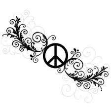 Résultats de recherche d'images pour «tattoo peace sign imagine»