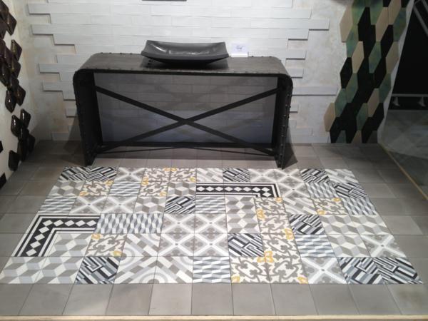 Patchwork comedor #mosaicohidraulico #carreauxciment #cementtiles #tendencias #fashion #desinghome
