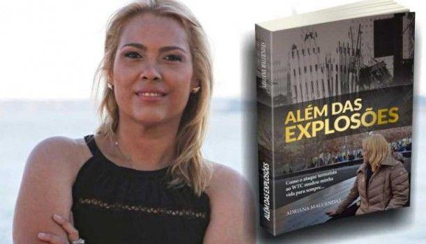 Sobrevivente brasileira de Setembro 11 lança livro com sua historia ‹ RadarVip.com