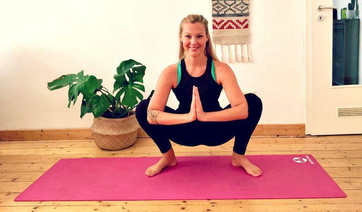 Beckenbodentraining: Fünf Übungen für eine starke Körpermitte – Sibylle