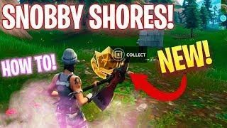 Fortnite Battle Royale Follow The Treasure Map Found In Anarchy