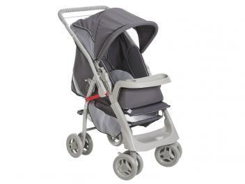 Carrinho de Bebê Passeio Galzerano Pegasus - com Bandeja para Crianças até 15 kg + Assento