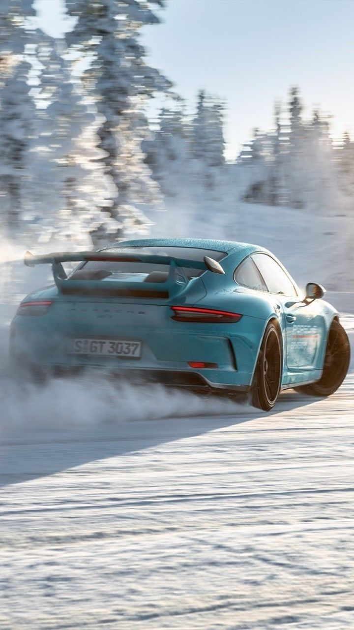 My Two Favourite Things In One Picture Super Cars Porsche Cars Sports Car Wallpaper