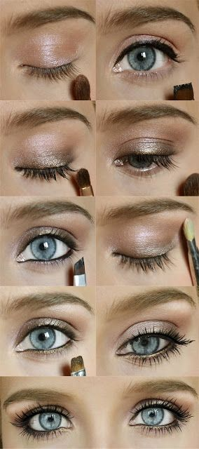 makeup and makeup tutorial image-image discovered by Fernanda C.. Discover (and save!) your own images and videos on We Heart It